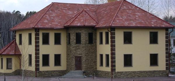Полимерпесаная плитка и бордюр в дизайне и строительстве
